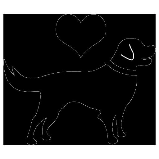 dog friendly icon